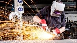 执信环保打磨机除尘器,打磨粉尘集尘器,净化打磨企业车间烟尘污染!