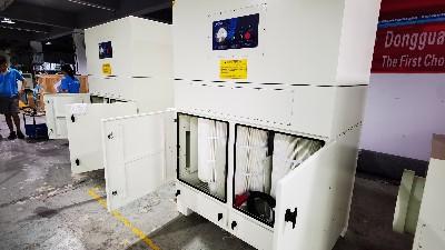 工业脉冲防爆除尘器