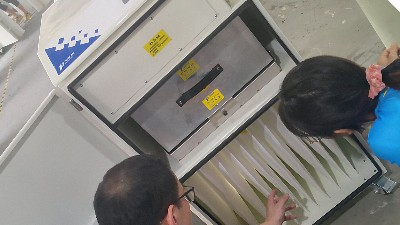 工业烟尘净化设备