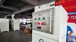 执信环保工厂用防爆吸尘器,防爆除尘设备,安全处理粉尘!