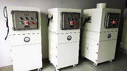 整机防爆除尘器,防爆吸尘器品牌执信环保设备制造厂家!