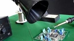 执信环保告诉你:环评为什么一定要配置焊锡烟尘净化器?