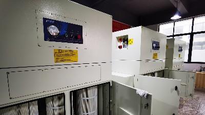 旋风除尘器,单机脉冲除尘器