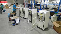 激光焊接工业集尘器,可移动式集尘器,制造厂家,执信环保!