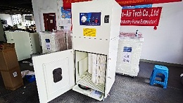 飞轮加工烟尘净化设备怎么选,执信环保工业加工烟尘净化器制造!
