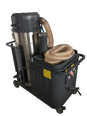 汽车金属部件加工高负压吸尘器