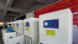 焊接烟雾处理设备-焊接烟雾过滤器-执信环保品质厂家!