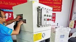 执信环保工业防爆集尘器,防爆除尘设备10年制造厂家!